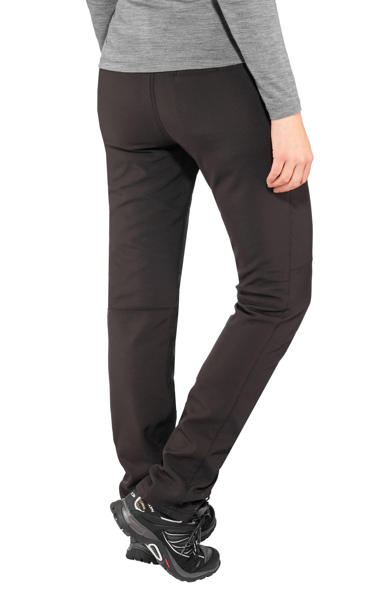 Negro 2019 Regatta Xert II Pantalones Mujer